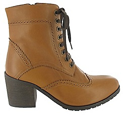 Marta Jonsson - Brown ankle boot
