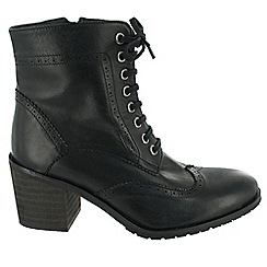 Marta Jonsson - Black ankle boot