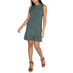 Alice & You - Green printed shift dress