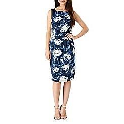 Sugarhill Boutique - Navy tegan pleated dress