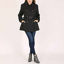 David Barry - Black trench jacket