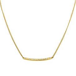 Dyrberg Kern - Gold yra sg crystal