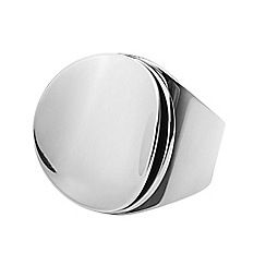 Dyrberg Kern - Silver orbita i shiny silver