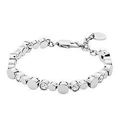 Dyrberg Kern - Silver dedee tennis bracelet