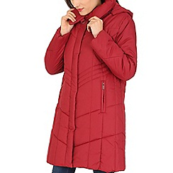 David Barry - Red ladies jacket