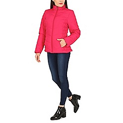 David Barry - Dark pink ladies jacket