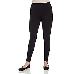 Roman Originals - Black plain legging
