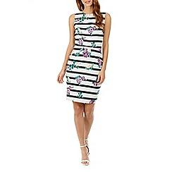 Sugarhill Boutique - Multicoloured alicia floral shift dress