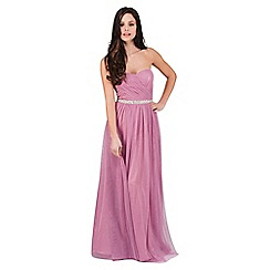Jane Norman - Pink tule prom dress