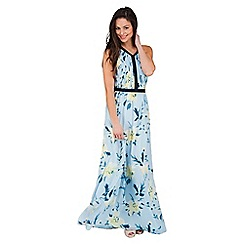 Jane Norman - Multicoloured floral print maxi dress