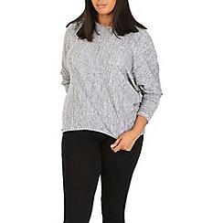 Samya - Grey contrast camisole top