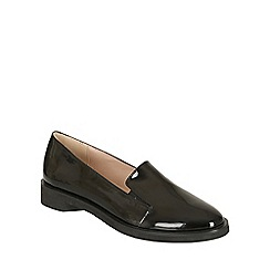 Betsy - Black patent loafer