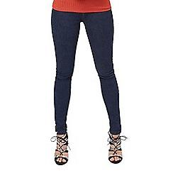 Jane Norman - Navy super soft skinny jean