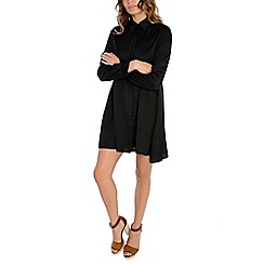 Alice & You - Black a-line swing dress