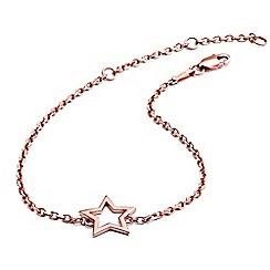 Chavin - Rose Gold Silhouette Star Bracelet