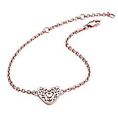 Chavin - Rose rose gold circule jaguar bracelet