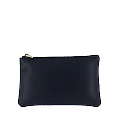 Marta Jonsson - Navy leather wallet