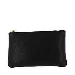 Marta Jonsson - Black leather wallet