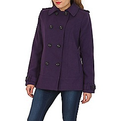 David Barry - Purple ladies jacket
