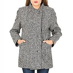 David Barry - Black cashmere & wool jacket