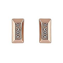 Buckley London - Rose shoreditch stud earring