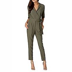 Sugarhill Boutique - Green emma jumpsuit