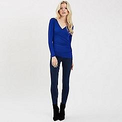 Jane Norman - Blue slim fit jeggings