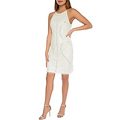 Alice & You - White embellished dress