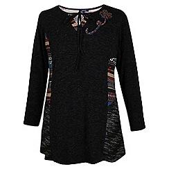Samya - Multicoloured patch work bo-ho dress