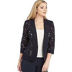 Roman Originals - Black lace jacket