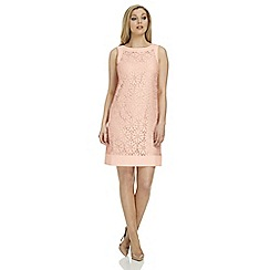 Roman Originals - Pink lace dress