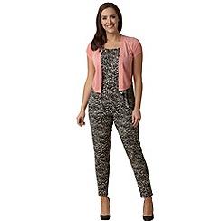 Lavitta - Pink lightweight shrug