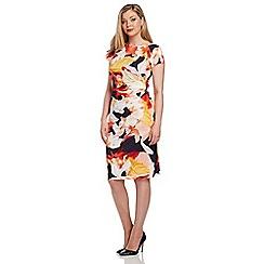 Roman Originals - Multicoloured floral jersey dress