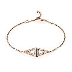Buckley London - Gold hackney bracelet