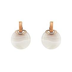 Buckley London - Gold fitzrovia earrings
