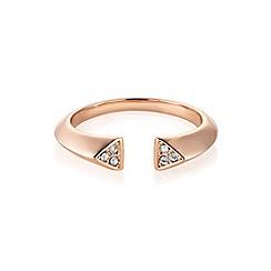 Buckley London - Gold Islington ring