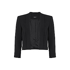 Roman Originals - Black brochette jacket