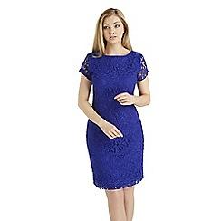 Roman Originals - Royal lace v back dress