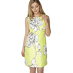 Roman Originals - Lime floral print dress