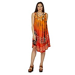 Izabel London - Multicoloured multi colour shift dress