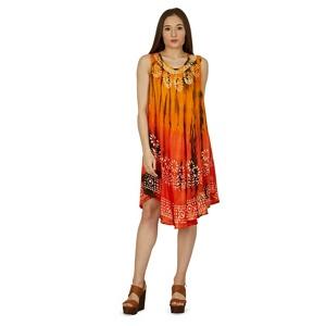 Izabel London Multicoloured multi colour shift dress