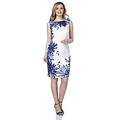 Roman Originals - Blue floral print dress