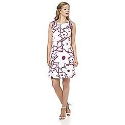 Roman Originals - Multicoloured contrast print dress