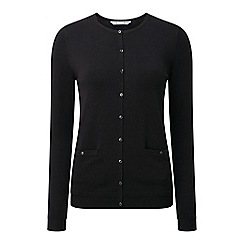 Lavitta - Black stretch cardigan
