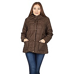 David Barry - Dark brown ladies jacket