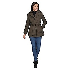 David Barry - Olive ladies jacket