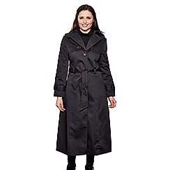 David Barry - Black ladies coat