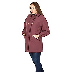 David Barry - Plum ladies jacket
