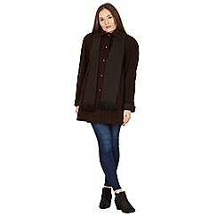 David Barry - Brown ladies jacket