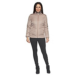 David Barry - Taupe ladies jacket